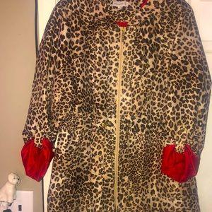 Susan greve used rain jacket